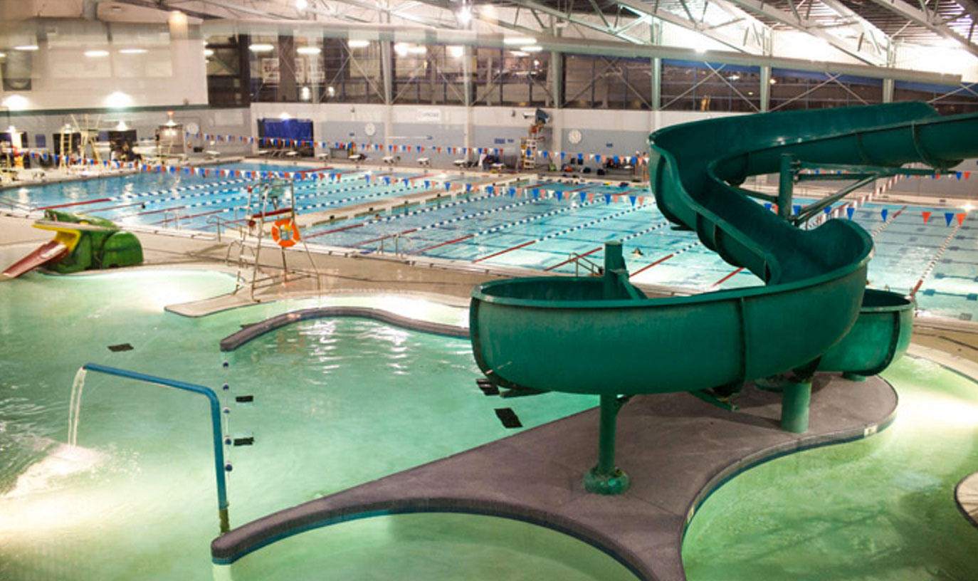 Chavez Center pool